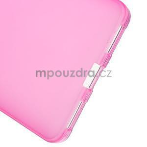 Rose gelové pouzdro na mobil Honor 7 - 4