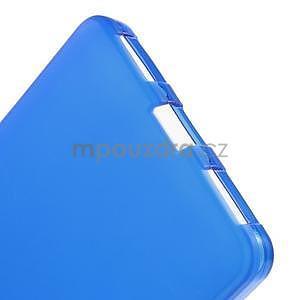 Modré gelové pouzdro na mobil Honor 7 - 4