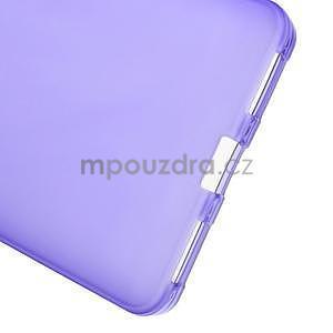 Fialové gelové pouzdro na mobil Honor 7 - 4