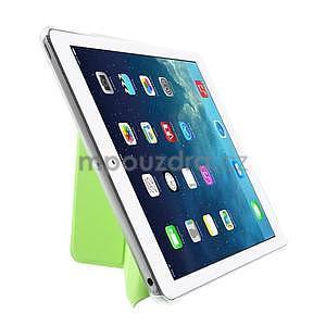 Origami ochranné pouzdro na Apple iPad Air - zelené - 4