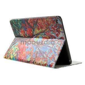 Paint stylové ochranné pouzdro na iPad Air 2 - strom - 4