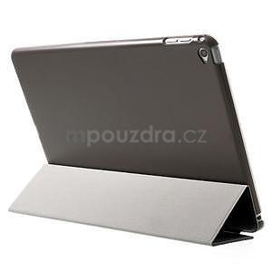 Trifold polohovatelné pouzdro na iPad Air 2 - černé - 4