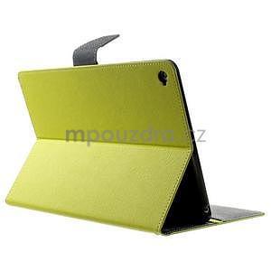 Excelent Diary pouzdro pro iPad Air 2 - zelené - 4