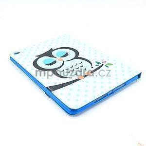 Ochranné pouzdro na tablet iPad Air 2 - sova - 4