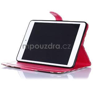 Fashion style pouzdro na iPad Air 2 - rose - 4