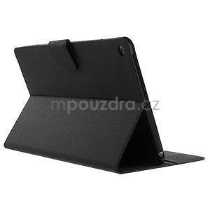 Excelent Diary pouzdro pro iPad Air 2 - černé - 4