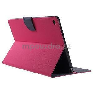 Excelent Diary pouzdro pro iPad Air 2 - rose - 4