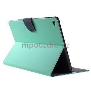 Excelent Diary pouzdro pro iPad Air 2 - azurové - 4