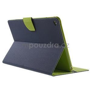 Excelent Diary pouzdro pro iPad Air 2 - tmavěmodré - 4