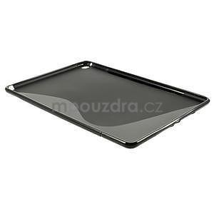 S-line gelový obal na iPad Air 2 - černý - 4