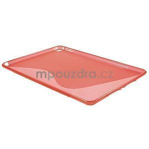 S-line gelový obal na iPad Air 2 - červený - 4