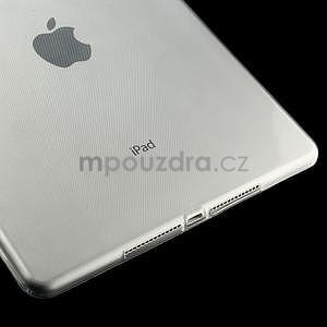 Ultra tenký slim obal na iPad Air 2 - transparentní - 4