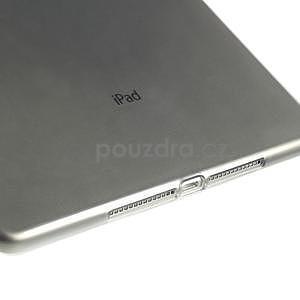 Ultra tenký slim obal na iPad Air 2 - šedý - 4