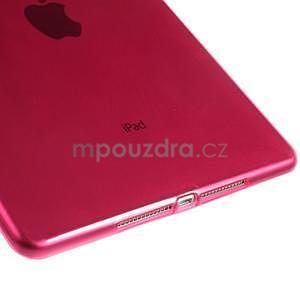 Ultra tenký slim obal na iPad Air 2 - červený - 4