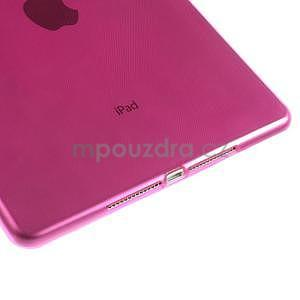 Ultra tenký slim obal na iPad Air 2 - rose - 4