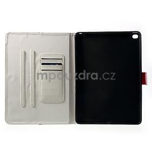 Daffi elegantní pouzdro na iPad Air 2 - bílé - 4