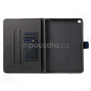 Daffi elegantní pouzdro na iPad Air 2 - šedé - 4