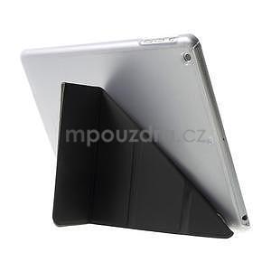 Origami ochranné pouzdro na Apple iPad Air - černé - 4