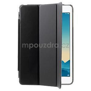 Classic tří polohové pouzdro na iPad Mini 3, ipad Mini 2 a na iPad Mini - černé - 4