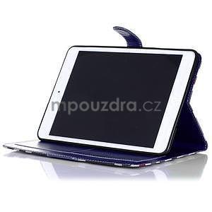 Costa pouzdro na Apple iPad Mini 3, iPad Mini 2 a iPad Mini - tmavěmodré - 4