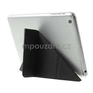 Origami ochranné pouzdro iPad Mini 3, iPad Mini 2, iPad mini - černé - 4