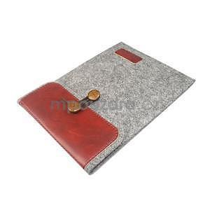 Envelope univerzální pouzdro na tablet 22 x 16 cm - červené - 4