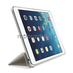 Origami ochranné pouzdro iPad Mini 3, iPad Mini 2, iPad mini - bílé - 4