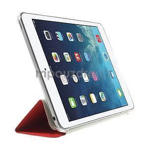 Origami ochranné pouzdro iPad Mini 3, iPad Mini 2, iPad mini - červené - 4
