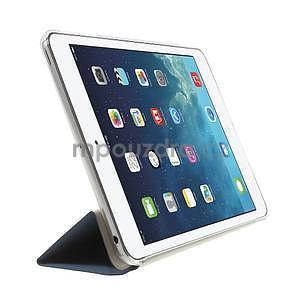 Origami ochranné pouzdro iPad Mini 3, iPad Mini 2, iPad mini - tmavě modré - 4