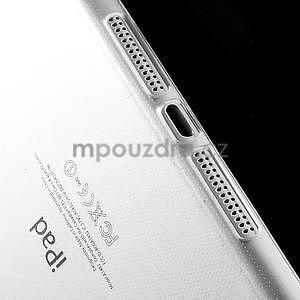 Ultra tenký slim obal na iPad Mini 3, iPad Mini 2, iPad Mini - transparentní - 4