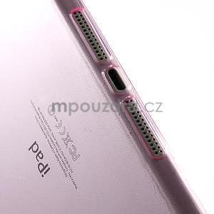 Ultra tenký slim obal na iPad Mini 3, iPad Mini 2, iPad Mini - růžový - 4