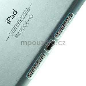 Ultra tenký slim obal na iPad Mini 3, iPad Mini 2, iPad Mini - svetlemodrý - 4