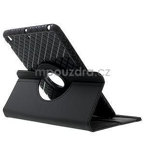 Circu otočné pouzdro na Apple iPad Mini 3, iPad Mini 2 a ipad Mini - černé - 4