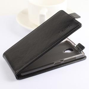 Flipové pouzdro na mobil Lenovo A2010 - černé - 4