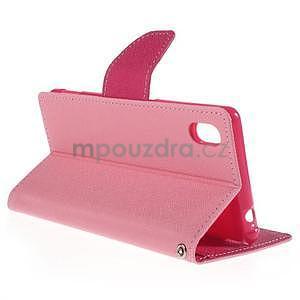 Ochranné pouzdro na Sony Xperia M4 Aqua - růžové/rose - 4