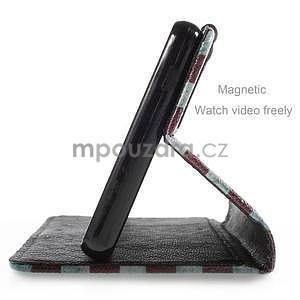 Styles pouzdro na mobil Sony Xperia Z3 - US vlajka - 4
