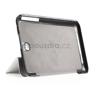 Supreme polohovatelné pouzdro na tablet Asus Memo Pad 7 ME176C - bílé - 4
