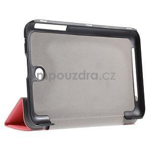 Supreme polohovatelné pouzdro na tablet Asus Memo Pad 7 ME176C - růžové - 4