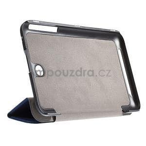 Supreme polohovatelné pouzdro na tablet Asus Memo Pad 7 ME176C - tmavěmodré - 4