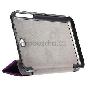Supreme polohovatelné pouzdro na tablet Asus Memo Pad 7 ME176C - fialové - 4