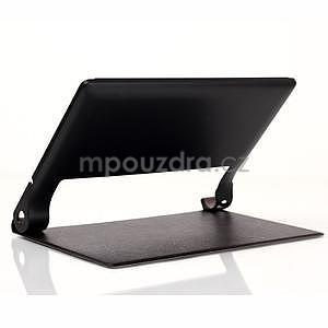 Koženkové pouzdro na Lenovo Yoga Tablet 2 8.0 - černé - 4