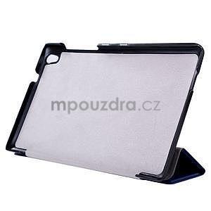 Fialové pouzdro na tablet Lenovo S8-50 s funkcí stojánku - 4