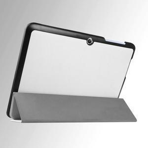 Třípolohové pouzdro na tablet Acer Iconia One 10 B3-A20 - bílé - 4