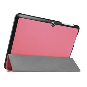 Třípolohové pouzdro na tablet Acer Iconia One 10 B3-A20 - růžové - 4