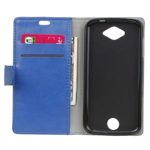 Pouzdro na mobil Acer Liquid Z530 - modré - 4