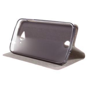 Klopové pouzdro na mobil Acer Liquid Z530 - rose - 4