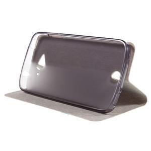 Klopové pouzdro na mobil Acer Liquid Z530 - zlaté - 4