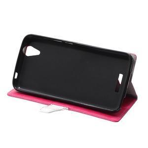 Lines pouzdro na mobil Acer Liquid Z630 - rose - 4