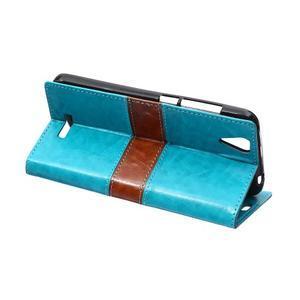 Lines pouzdro na mobil Acer Liquid Z630 - modré - 4