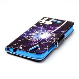 Peněženkové pouzdro na mobil Acer Liquid Z630 - mladistvá láska - 4